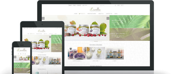 Picture of Nop Lavella Responsive Theme
