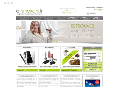 E-Smokers