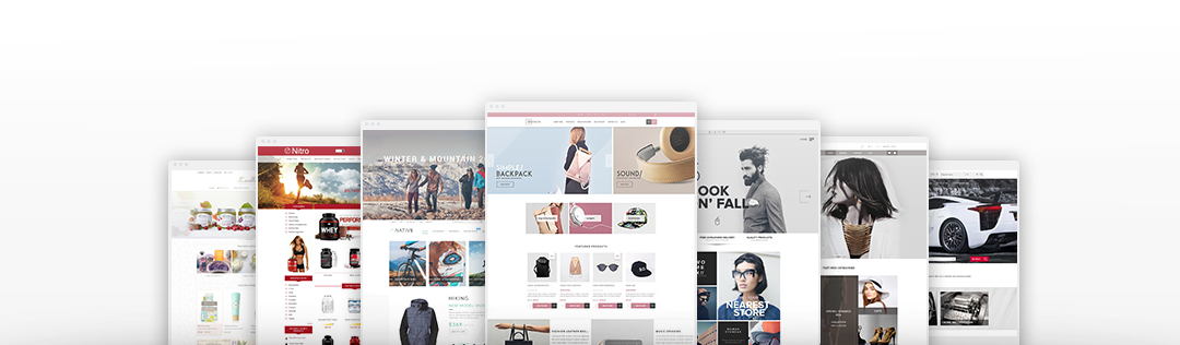 Nop Brooklyn Responsive Theme Ultimate Theme Collection