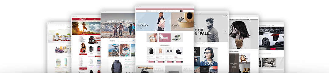 Nop Minimal Responsive Theme Ultimate Theme Collection