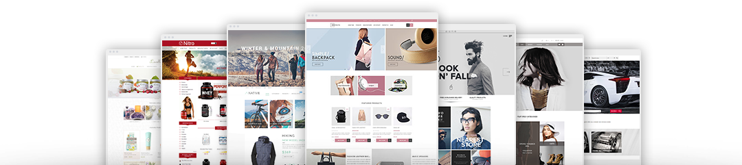 Nop Pavilion Responsive Theme Ultimate Theme Collection