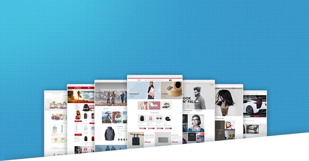 Nop Smart Responsive Theme Ultimate Theme Collection