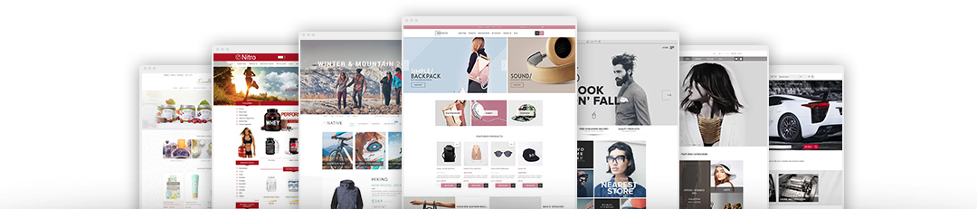 Nop Traction Responsive Theme Ultimate Theme Collection