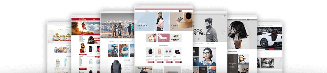 Nop Uptown Responsive Theme Ultimate Theme Collection