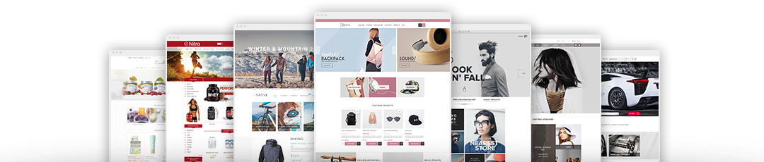 Nop Urban Responsive Theme Ultimate Theme Collection