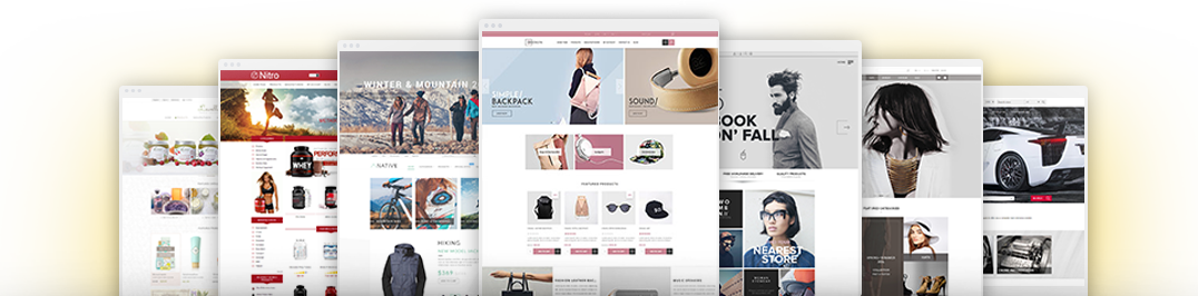 Nop Venture Responsive Theme Ultimate Theme Collection