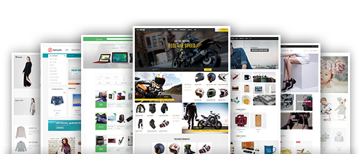 Traction Theme is part of the Ultimate Theme Collection for nopCommerce