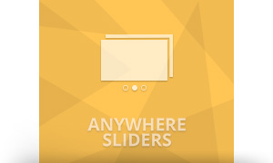 anywhere sliders plugin