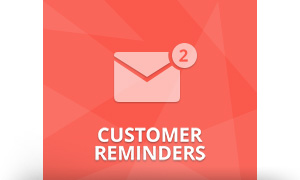 customer reminders plugin