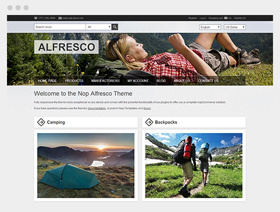 alfresco theme