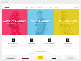Avenue theme for nopCommerce