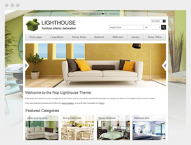 lighthouse theme