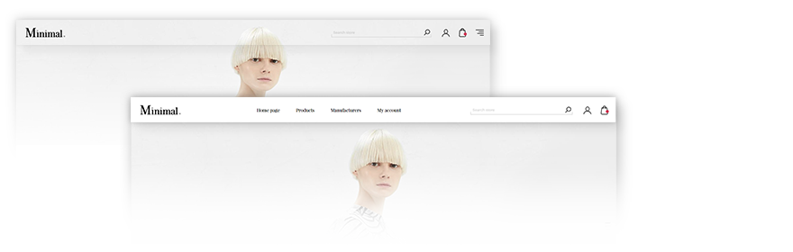 Header Layout