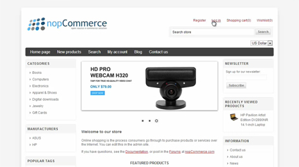 Picture of How to install nopCommerce on a local machine