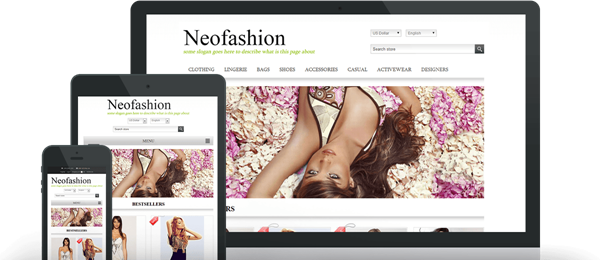 Preview of NeoFashion Theme for nopCommerce