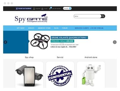 Spy Gate