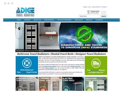 Adige Towel Radiators