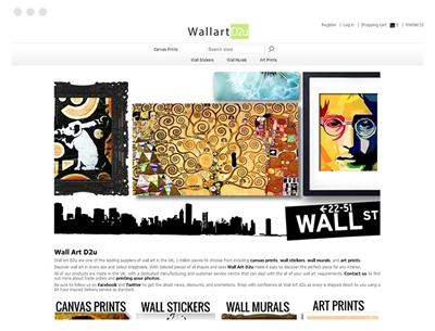 Wallart D2U