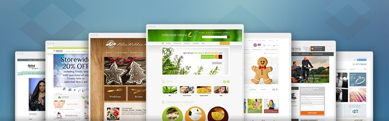 Some of the coolest nopCommerce websites use Nop-Templates products! - vol. 2
