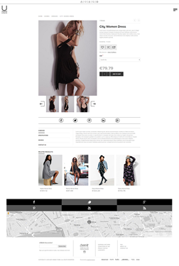Picture of Nop Urban Responsive Theme