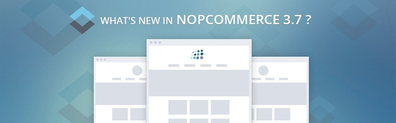 What's new in nopCommerce 3.70