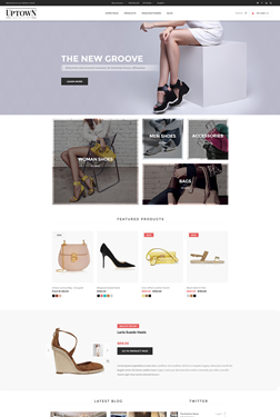 Picture of Nop Uptown Responsive Theme