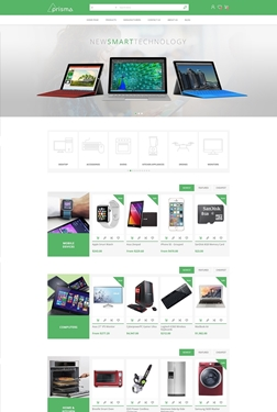 Picture of Nop Prisma Responsive Theme