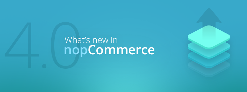 What's new in NopCommerce 4.0 - ASP.NET Core 2.0