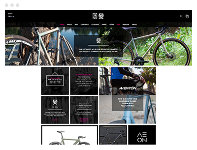 bricklanebikes uses our plugins