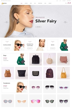 Avenue  Theme - Home Page Variant 2