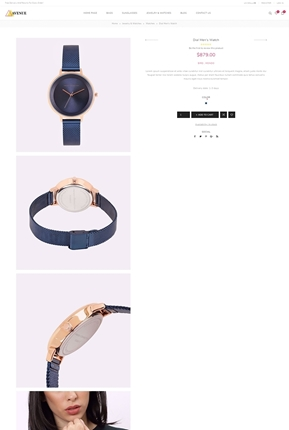 Avenue Theme - Product Page Variant 1