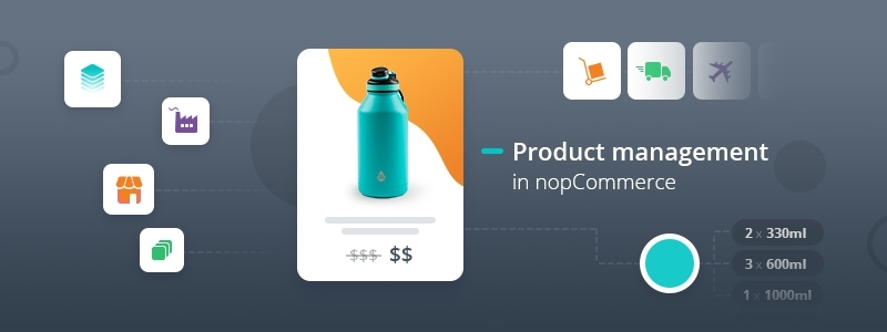 Smooth Sailing into NopCommerce Product Management