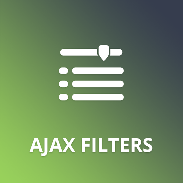 Ajax Filters Plugin for nopCmmerce