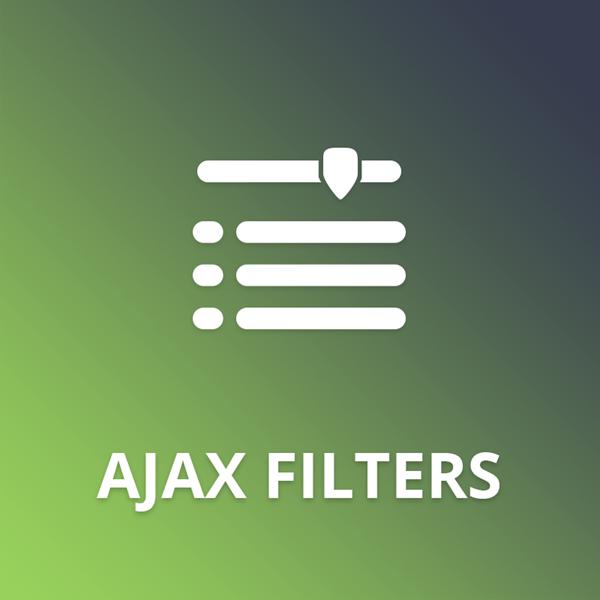 Ajax Filters Plugin for nopCmmerce