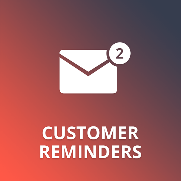 Customer Reminders plugin for nopCommerce