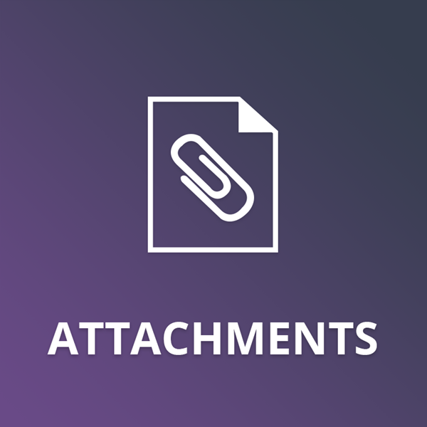 Attachments plugin for nopCommerce