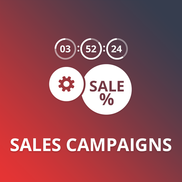 Sales Campaigns plugin for nopCommerce