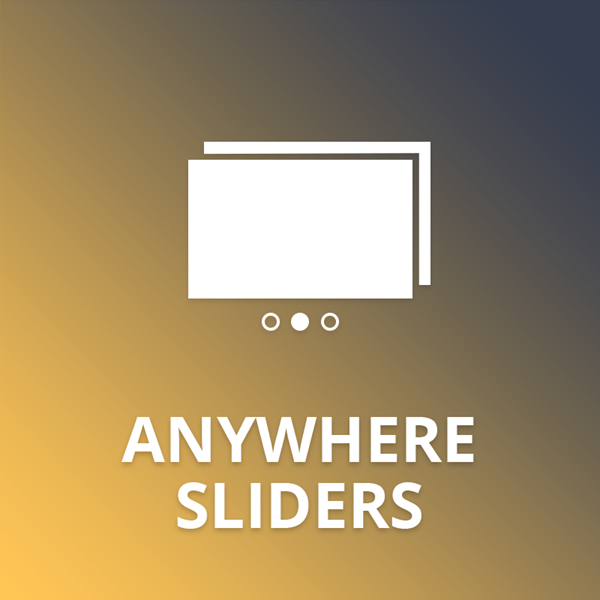 Anywhere Sliders plugin for nopCommerce