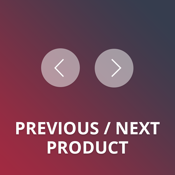 Previous/Next plugin for nopCommerce