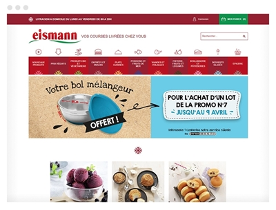 eismann uses our collection of plugins